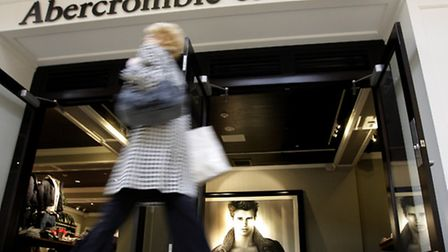 Are Abercrombie & Fitch right to only stock smaller sizes?