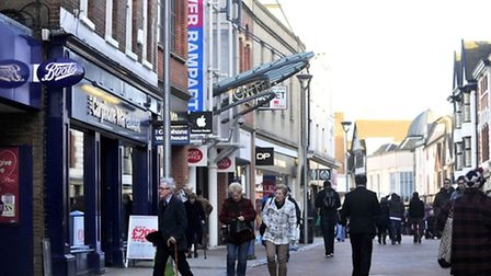What would you do to boost the town centre?