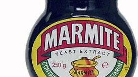 Marmite - you either love it or hate it