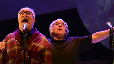 Hitchhiker's Guide to the Galaxy Radio Show Live lands at the Regent this Sunday