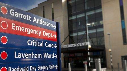 Dr Salawati Abdul-Salam, who works at Ipswich Hospital's A&E department, has been cleared after an i