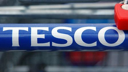 Clothing worth �2,700 was damaged at a Tesco superstore