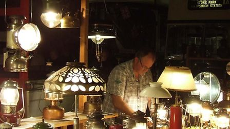 Wheels by Lamplight is taking place on Saturday