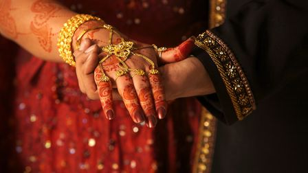 Campaigners are trying to raise awareness of forced marriages