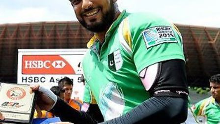 Pakistan international skipper Arsalan Zahid has signed for Ipswich Rugby Club