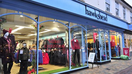 Hawkshead opened this winter in the former Early Learning Centre store