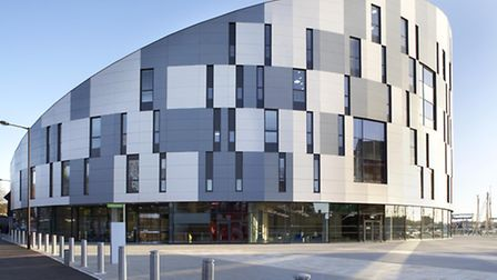 Bosses at University Campus Suffolk (UCS) say the university has too many managers and staff for its