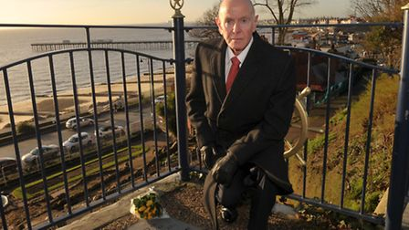 A memorial paying tribute to the people who died in a maritime disaster off Suffolk's coast 31 years