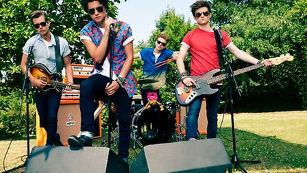 The Vamps, playing East Coast Live this June