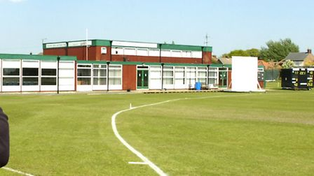 Ransomes clubhouse remains closed.