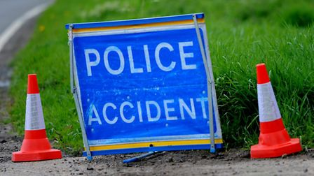 An accident on Tuddenham Road has revived parents' road safety campaign.