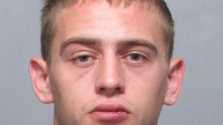 Aaron Parker, who was jailed for 18 months for attacking his girlfriend
