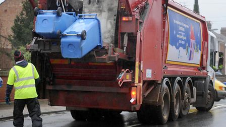 New refuse collection routes start on April 1