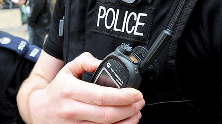 Officers removed the device at an East of England Co-op store in Foxhall Road after a member of the