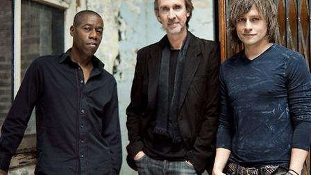 Mike and The Mechanics, at Ipswich Corn Exchange Monday.