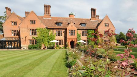 Woodhall Manor, Sutton - were the TOWIE wrap party was filmed