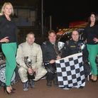 Great start to the Stock Car season at Foxhall and Suffolk success to boot! First three in the Su