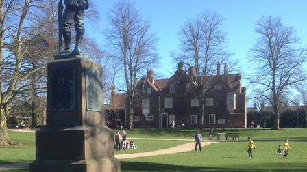 Three arrested over stabbing in Christchurch Park, Ipswich