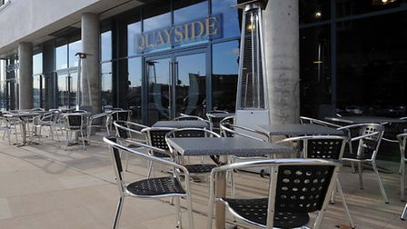 EADT / STAR Shop local / fightback pictures at the Quayside Restaurant in Ipswich. Pix Phil Morle