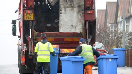 Bin collections change from April 1