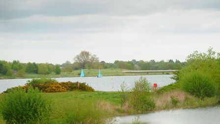 Anglian Water, which owns the site, is seeking planning permission to create 92 serviced camping pit