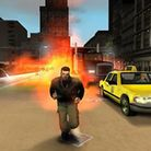 A scene from grand theft auto