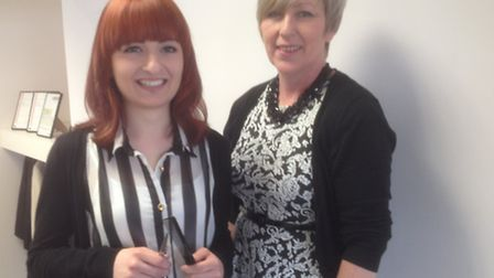 The winner has been chosen in the Alan d Education Academy, win a hairdressing training course with