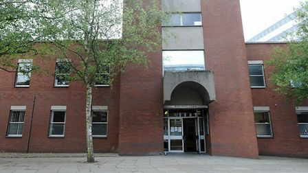 Lee Lawther, of James Street, Colchester, appeared at South East Suffolk Magistrates Court on Tuesd