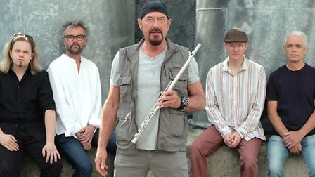 Ian Anderson and his band come to Ipswich tonight