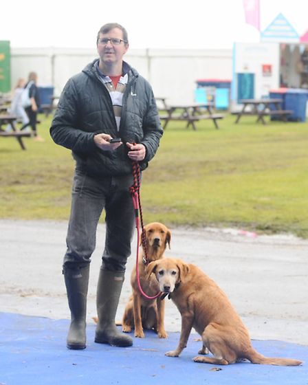 Suffolk Show - visitors can once again bring their pets