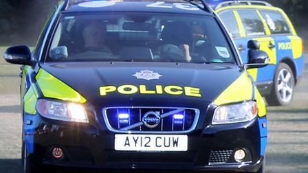 Three men involved in the theft at GAME are being hunted by police.