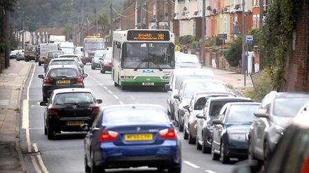 The investment should help ease traffic congestion on the roads into the town centre.