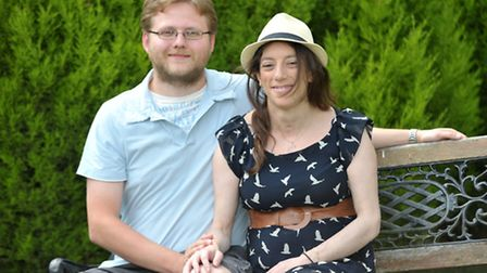Phoebe Fordham , who was diagnosed with pulmonary hypertension, is looking forward to her wedding da