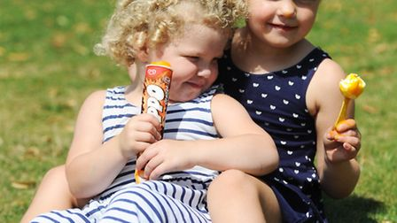 How to entertain your children this summer for under �5 - Florence and Matilda Dodd
