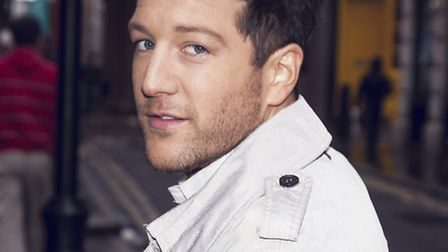 Matt Cardle, playing Jimmy's Sausage and Beer Festival