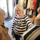 Emma Lloyd, owner of the Marianna boutique