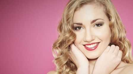 Miss Teen South Suffolk Emma Collingridge, who is hoping to become Miss Teen Great Britain at the en