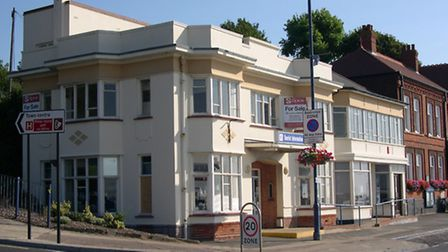 The Suffolk Coastal offices and TIC up for sale on Felixstowe seafront.