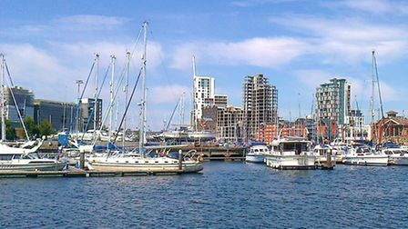 Ipswich Waterfront - but how well do you know the rest of the town?