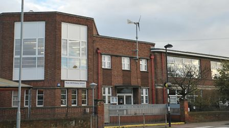 The Rhymes breakfast and after-school clubs at Rose Hill Primary School in Derby Road will close tod