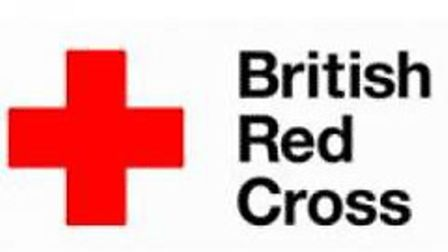 A British Red Cross centre was attacked by an arsonist
