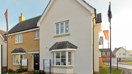 New homes by Bellway