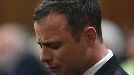 Athlete Oscar Pistorius is facing jail after being found guilty of the manslaughter of girlfriend Re