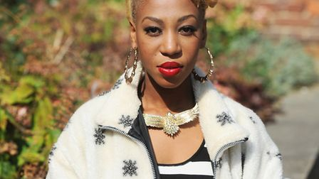Ten Senah who has got through to the next round in this year's X Factor
