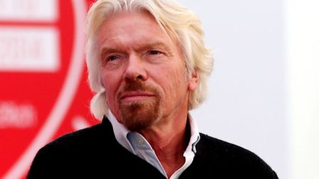 File photo dated 13/05/14 of Sir Richard Branson who said drug users should be treated with compassi