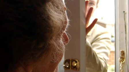 Woman conned by bogus caller (STOCK PHOTO)