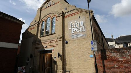 The John Peel Centre for Creative Arts in Stowmarket