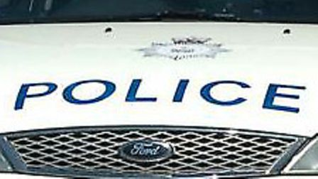 The Vauxhall Vectra was targeted in Cedar Avenue between 8pm on Saturday and 4pm on Sunday.