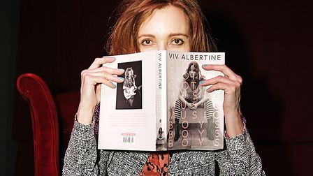 Viv Albertine of The Slits talks to Roger Hill about her book 'Clothes, Clothes, Clothes. Music, Mus