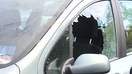 Cars broken into in Kesgrave and Rushmere
